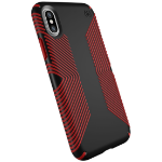 Speck Presidio Grip Apple iPhone X/XS Black/Red