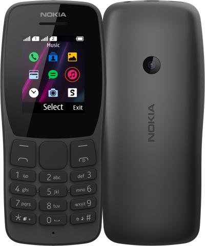 Nokia 110 4.5 cm 1.77