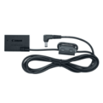Canon DR-E18 power adapter/inverter Indoor Black