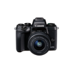 Canon EOS M5 + EF-M 15-45mm IS STM MILC 24.2 MP CMOS 6000 x 4000 pixels Black