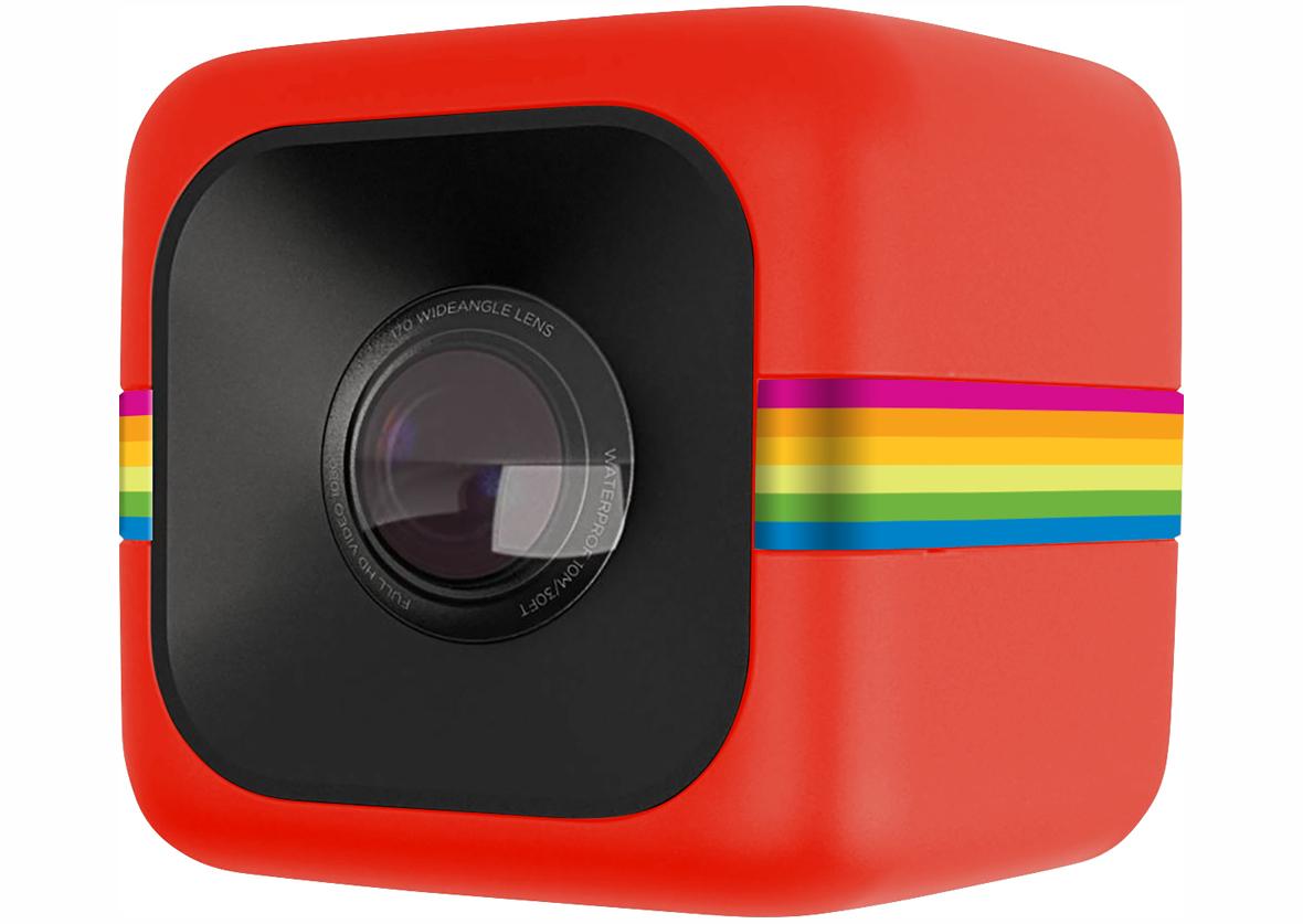 Polaroid Cube 6MP Full HD action sports camera