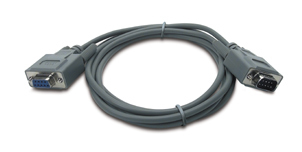 APC UPS Communication Cable for NT/LAN Server Simple Signaling 6' serial cable 1.8 m