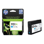 HP CN046AE (951XL) Ink cartridge cyan, 1.5K pages, 17ml