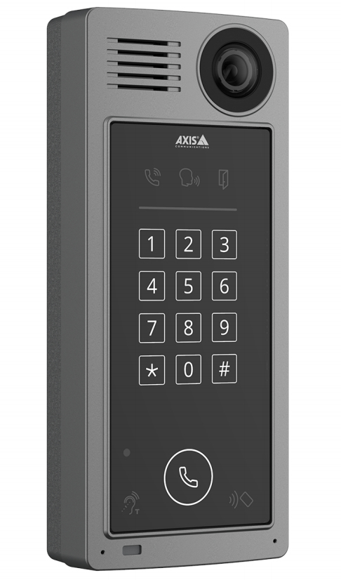 Axis A8207-VE MkII Black, Grey