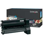 Lexmark C780H2CG Toner cyan, 10K pages @ 5% coverage
