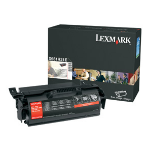Lexmark X651H31E Toner black, 25K pages