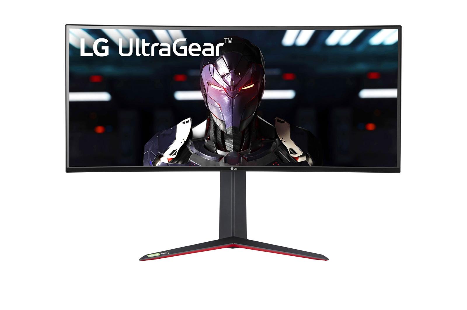 LG 34GN850-B computer monitor 86.4 cm (34