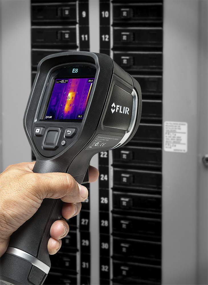 FLIR E8-XT IR Camera w/MSX and WiFi