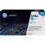 HP CF031A (646A) Toner cyan, 12.5K pages @ 5% coverage