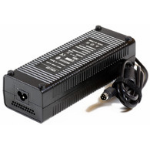 MicroBattery MBA1204 Indoor Black power adapter/inverter