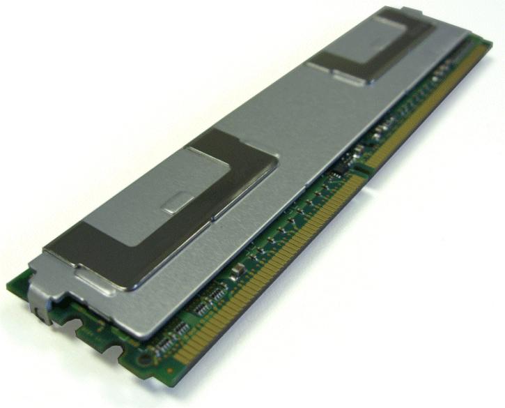 Hypertec HYF25312842GB 2GB DDR2 667MHz memory module