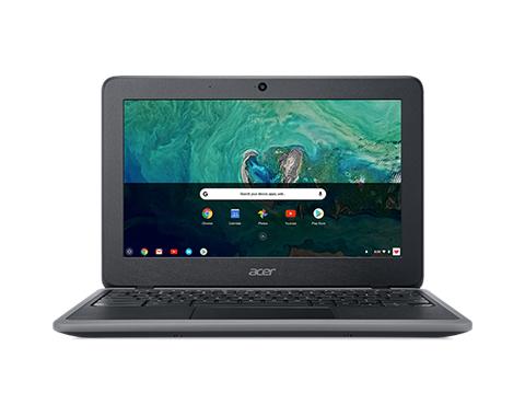 "Acer Chromebook 11 C732-C2FB Black 29.5 cm (11.6"") 1366 x 768 pixels Intel® Celeron® 4 GB LPDDR4-SDRAM 32 GB Flash Chrome OS"