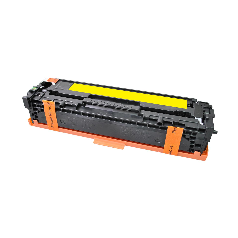 V7 Tóner láser para impresoras HP y CANON seleccionadas - En sustitución de 716 Y