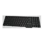 Acer Keyboard Spanish QWERTY Spanish Black