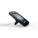 Bouncepad Lounge tablet security enclosure Black
