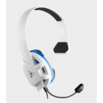 Turtle Beach Recon Chat Headset Head-band Black, Blue, White