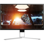"AOC Gaming AG271QX computer monitor 68.6 cm (27"") Wide Quad HD LED Flat Black, Red"