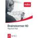 Nobo Flipchart Pad Lined 40 Sheets ( A1)