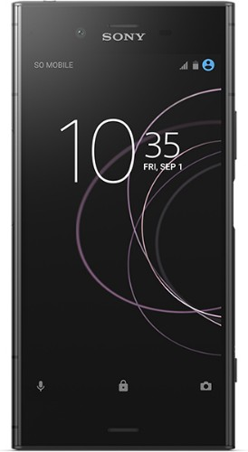 "Sony Xperia XZ1 5.2"" 4G 4GB 64GB 2700mAh Black"