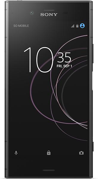 "Sony Xperia XZ1 5.2"" 4G 4GB 64GB 2700mAh Black 1310-4094"