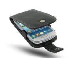 MicroSpareparts Mobile MSPP2854 mobile phone case Flip case Black