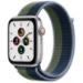 Apple Watch SE 44 mm OLED 4G Silver GPS (satellite)