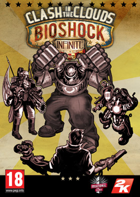 Nexway BioShock Infinite - Clash in the Clouds (DLC) Video game downloadable content (DLC) PC Español
