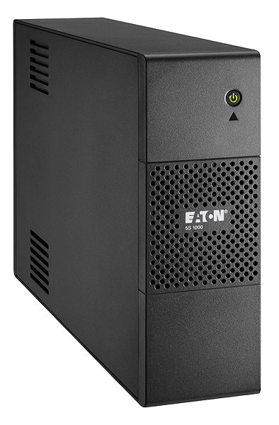 Eaton 5S 1000i 1000VA 8AC outlet(s) Tower Black uninterruptible power supply (UPS)