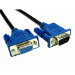 Cables Direct CDEX-LPLZ-23BL VGA cable 3 m VGA (D-Sub) Black,Blue