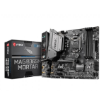 MSI B365M MORTAR mATX Motherboard LGA1151 9Gen 4xDDR4 3xPCI-E, 1xTurbo M.2, 6xUSB3.1, 6xUSB2.0 1xHDMI ~B