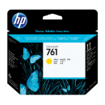 New Genuine HP 761 Yellow DesignJet Printhead