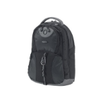 "Dicota BacPacStyle 15.6"" 15.6"" Backpack Black,Grey N13409P-V1"