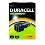 Duracell DR5010A Auto Zwart oplader voor mobiele apparatuur