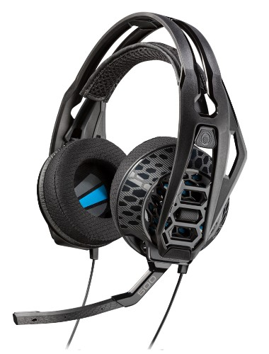 Plantronics RIG 500E Head-band Black headset