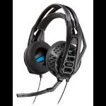 Plantronics RIG 500E 3.5 mm Head-band Black headset