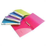 Rapesco RING BINDER A4 15MM ASSORTED