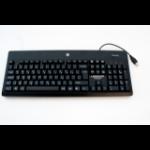 HPINC HP USB Standard Keyboard Black Russian/Russia