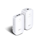 TP-LINK TL-WPA9610 KIT PowerLine network adapter 2000 Mbit/s Ethernet LAN Wi-Fi White 2 pc(s)