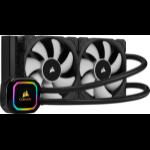 Corsair iCUE H100i RGB PRO XT computer liquid cooling Processor