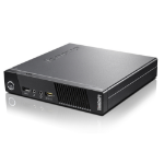 Lenovo ThinkCentre M53 2.41GHz J1800 1L sized PC Black