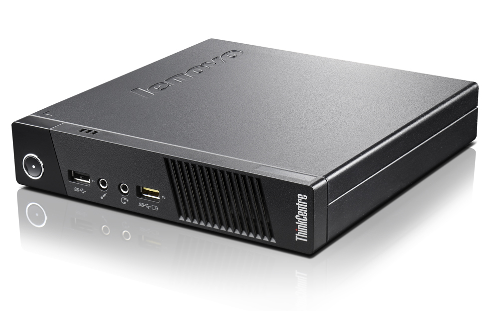 Lenovo ThinkCentre M53 2.41GHz J1800 1L sized PC Black