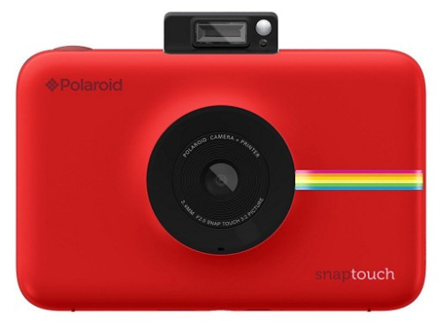 Polaroid Snap Touch 50.8 x 76.2 mm Red
