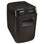 Fellowes AutoMax 130C Cross shredding Black,Grey paper shredder