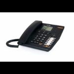 Alcatel Temporis 880 Analog/DECT telephone Black Caller ID