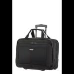 Samsonite 115332-1041 luggage bag Trolley Black Polyester 26.5 L