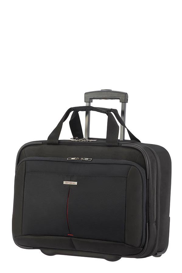 Samsonite 115332-1041 luggage bag Trolley Black Polyester 26.5 L