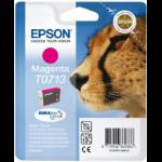 Epson Singlepack Magenta T0713 DURABrite Ultra Ink