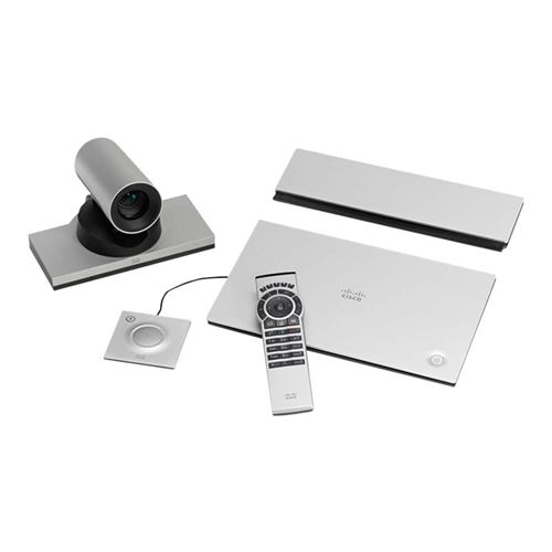 Cisco TelePresence System SX20 Quick Set with Precision HD 1080p 12x Camera - Video conferencing kit