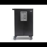 Bretford Core X Portable device management cart Black