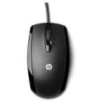 HP KY619AA USB Optical Ambidextrous Black mice